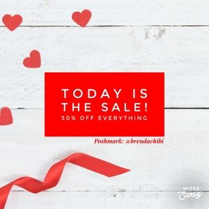 Handbags - It's here! Today is the sale! Welcome!Stop by!